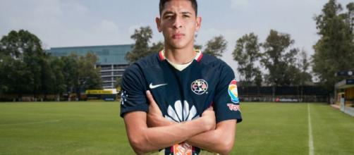 Edson Álvarez podría jugar en Países Bajos