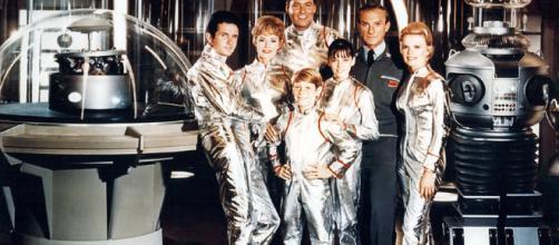 El rebot de Lost in Space a través de Netflix
