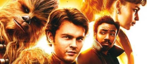 Han Solo, estará próximamente en cines
