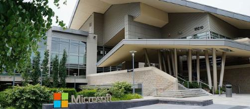 Microsoft offices. - [Image Credit: Wikimedia Creative Commons]