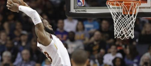 LeBron James se votaría a sí mismo como MVP.