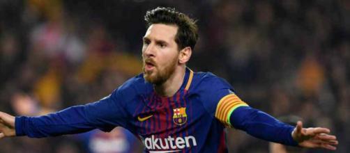 Leo Messi quer continuar dominando o futebol espanhol