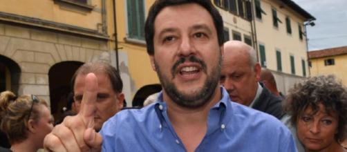 Matteo Salvini si sfoga su Facebook
