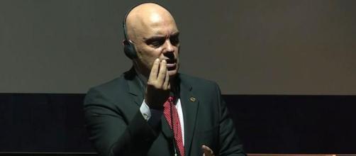 Ministro Alexandre de Moraes, do STF, atrapalha planos deflagrados pelo PT para salvar Lula da prisão
