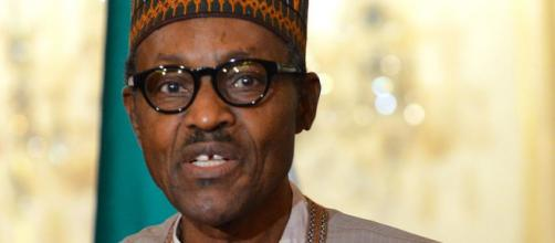 President Buhari won't step down, even though he might not win reelection. / [img src: U.S. Department of State, public domain]