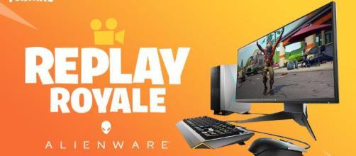 Puede ganar una PC de juegos elegante y un montón de V-Bucks en el último concurso Fortnite 'Replay Royale'.