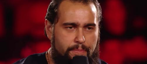 Rusev's big match against Undertaker was canceled this past week. - [Image via WWE / YouTube screencap]