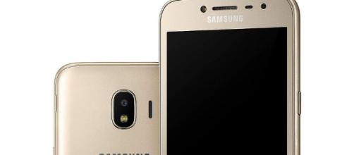 Samsung Galaxy J2 Pro: características.