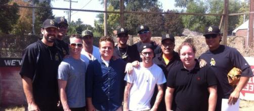 'The Sandlot' reunion from social network post