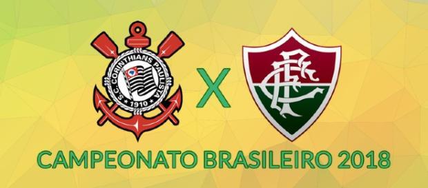 Corinthians x Fluminense ao vivo neste domingo (15)