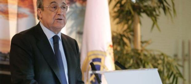 Florentino Pérez gastará millones para reforzar su equipo
