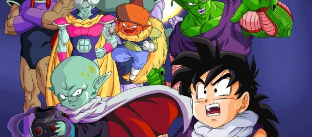 Garlick jr. Saga | Dragon ball imagenes 3