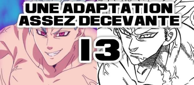 Nanatsu no Taizai / Seven Deadly Sins Saison 2 13 : Une adaptation assez décevante !
