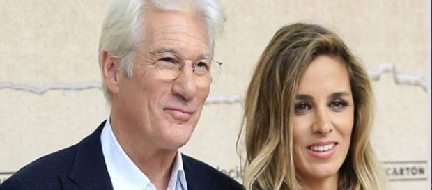 Richard Gere se casa con su novia española 33 años menor que él ... - eldiariodechihuahua.mx