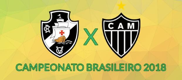 Vasco x Atlético-MG ao vivo neste domingo (15)