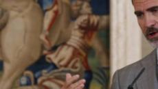 Indignación tras la chulesca frase de Felipe VI sobre su presencia en Cataluña