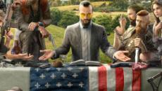 Far Cry 5 remains atop the UK game charts for the third week running