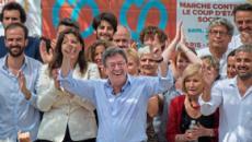 La France Insoumise ravie des prestations d'Edwy Plenel et Jean-Jacques Bourdin