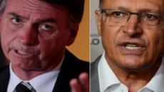 Lula e Bolsonaro ganham liderança e Alckmin garante a retaguarda