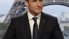 Emmanuel Macron dijo que convenció a Donald Trump de permanecer en Siria