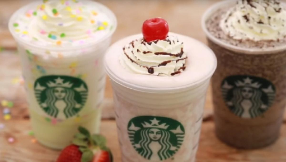 7 Starbucks Secret Menu Drinks For Spring