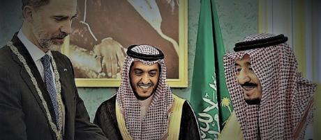 Arabia Connection en la monarquía española
