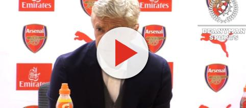 Arsene Wenger Post Match Press Conference - Image - Beanyman Sports | YouTube