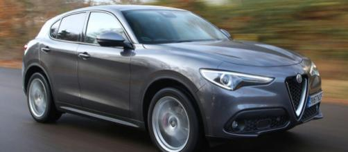 Alfa Romeo Stelvio tracina il brand del Biscione a Marzo  Autocar - autocar.co.uk