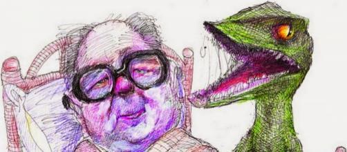 Augusto Monterroso, El Dinosaurio