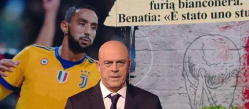 Benatia risponde a Crozza - foxsports.it