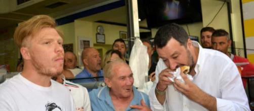 """Candidatura """"farsa"""" di La Vardera: la frase su Matteo Salvini - palermotoday.it"""