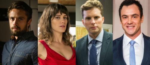 Clara, Gael, Patrick e Renato: quem fica com Clara no final?