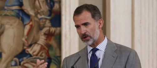 El rey Felipe VI en una imagen
