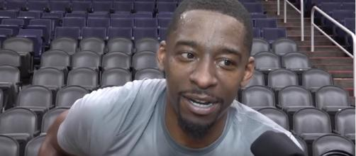 Jordan Crawford is expected to be Big Baller Brand's first non-Ball athlete [Image via New Orleans Pelicans / YoUTube Screencap]