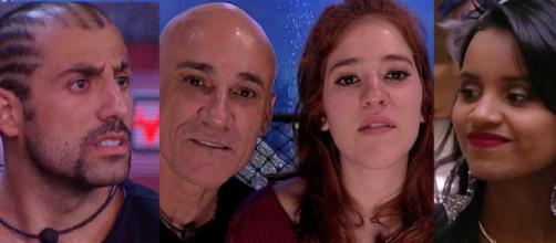 Kaysar, família Lima e Gleici: vejam os favoritos do programa pela enquete no BBB18