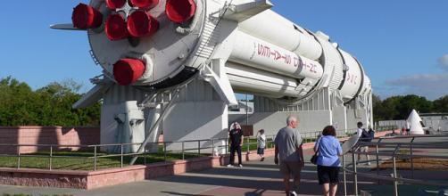 Kennedy Space Center - Rocket Garden (Image credit: Stig Nygaard/Wikimedia Commons)