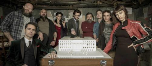 ▷ La casa de papel, el atraco perfecto - Alberto Arroyo - albertoarroyo.org