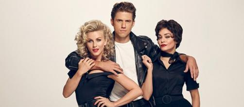 Los nuevos rostros que dan vida a Danny Zuko y Sandy Olsson en 'Grease: live'