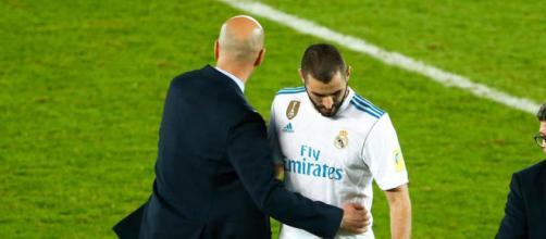 Mercato : Benzema sait ce qui l'attend, Zidane a tranché ! - Foot 01 - foot01.com