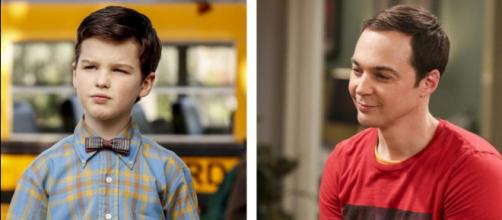 Posible crossover entre 'Young Sheldon' y 'The Big Bang Theory