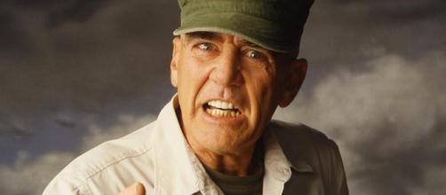 R. Lee Ermey from screenshot of movie