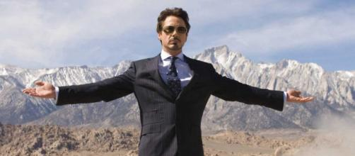 Robert Downey Jr es insustituible como Iron Man