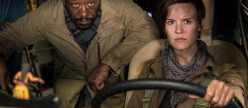 The Walking Dead' termina, y 'Fear' (con Morgan) comienza