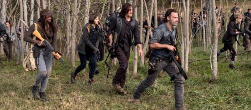 Todos están a la expectativa sobre quién será el nuevo villano en The Walking Dead