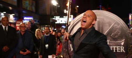 Vin Diesel el actor Famoso por la saga Fast&Furious
