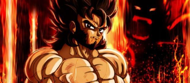 """alter Saiyajin - """"Dragon Ball Super"""""""
