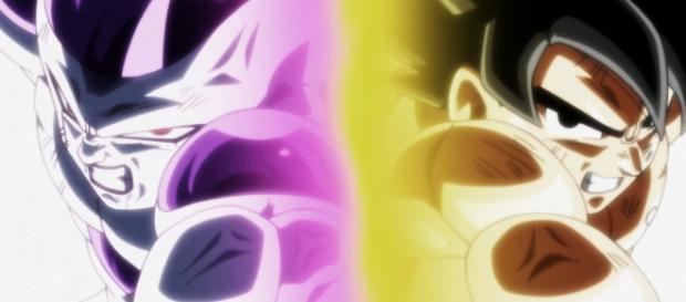 Best moments from Dragon Ball Super. [image source: Grand Priest/ YouTube screenshot]