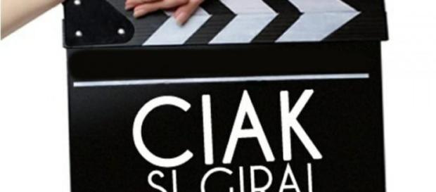 Casting per un film a Cinecittà World mentre si preparano quelli per il film su Mia Martini