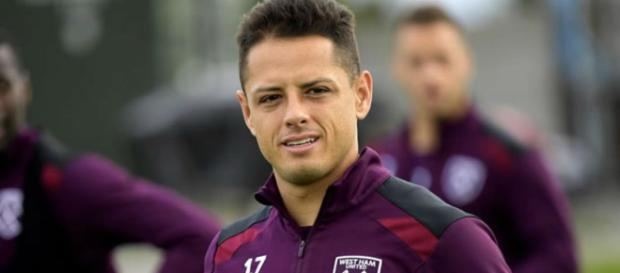 """""""Chicharito"""" se siente en forma para el Mundial 2018."""