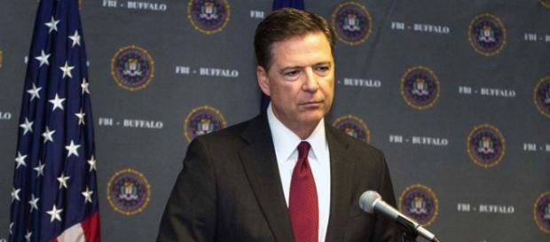 Former FBI Dir. James Comey has a storied career. Photo Credit: Flickr/Rich Girard